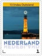 Nederland 2016  Vuurtoren 2016-13 Lindau Duitsland   Leuchturm Lighthouse    Postfris/mnh/sans Charniere - Periode 2013-... (Willem-Alexander)