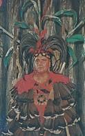 Cherokee Indian Chief , North Carolina , 50-60s - Indiens De L'Amerique Du Nord