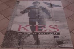 AFFICHE CINEMA FILM KES Ken LOACH David BRADLEY TBE - Affiches & Posters