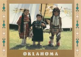 Indian Children , ANADARKO , Oklahoma , 60-80s - Indiens De L'Amerique Du Nord