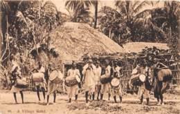 Inde / Ethnic - 217 - A Village Band - Belle Oblitération - Inde