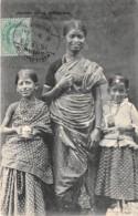 Inde / Ethnic - 221 - Jeunes Filles Indiennes - Belle Oblitération - Inde