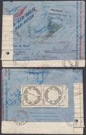 CONGO 1948 ACCIDENT D AVION SABENA NIERINCK 480513b (DD) DC-0993 - Congo Belge
