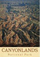 CANYONLANDS CARTOLINA  1366 - Estados Unidos