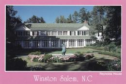 Postcard Winston Salem North Carolina Reynolda House My Ref  B23232 - Winston Salem