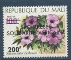 "Mali YT 206 "" Solidarité Sécheresse "" 1973 Neuf** - Mali (1959-...)"