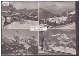 FORMAT 10x15cm - DISTRICT D'AIGLE - LA BARBOLEUSAZ - TB - VD Vaud