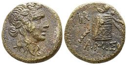 Pontos Amisos 8,33 G (Malloy 26b à C; BMC Black Sea 1202-1206) - Grecques