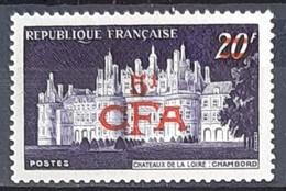 REUNION - N° 298A - Chambord - Neuf Avec Charnières * / MM - Nuovi
