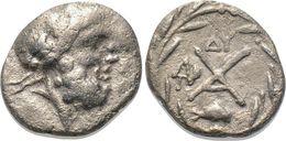 Peloponnesos, Achaia, Patrai Argent 2,1 G (non Identifié Cf SNG Cop 244) - Grecques