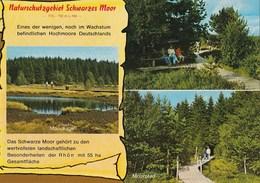 Duitsland - Rhön - Naturschutzgebiet Schwarzes Moor - Kleur/color - Ongebruikt - Andere