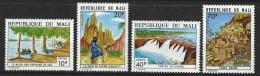"Mali YT 223 à 226 "" Tourisme Et Paysages "" 1974 Neuf** - Mali (1959-...)"