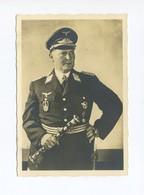 1939 3. Reich S/W Fotokarte Reichsmarschall Hermann Göring Photo Hoffmann Nr.024 Echt Gelaufen Wien - Duitsland