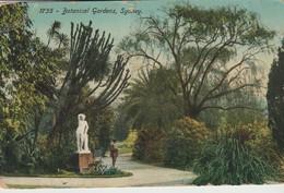 C.P.A. - SYDNEY - BOTANICAL GARDENS - 1735 - - Sydney