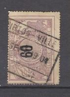 COB 22 Oblitéré VIRTON-VILLE - 1895-1913