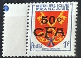 REUNION - BORD DE FEUILLE N° 307 - Poitou - Neuf SANS Charnières ** / MNH - Nuovi