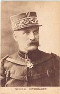 Général Hirschauer - Politische Und Militärische Männer