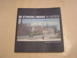 DE STOKERIJ MEEUS WIJNEGEM Régionaal Wyneghem Antwerpen Anvers Distillerie Alcool Jenever Genièvre Industrie Fabriek - Histoire