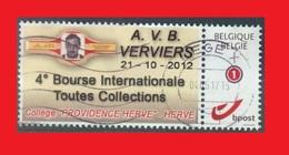 BE 2012 , Herve Verviers Bourse Toutes Collections - België