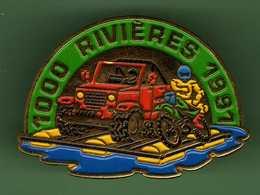 AUTO-MOTO *** 1000 RIVIERE 1991 *** Signe STREET *** 0095 - Automobile - F1
