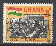 Ghana 1958. Scott #18 (U) Opening Of Parliament * - Ghana (1957-...)