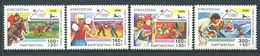 241 KIRGHIZSTAN 1996 - Yvert 93/96 - J O Ete Atlanta - Neuf ** (MNH) Sans Trace De Charniere - Kirghizistan