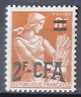 REUNION - N° 331 - Moissonneuse - Neuf AVEC Charnière * / MM - Nuovi
