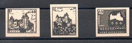 FRANCE VIGNETTE GREVE SAUMUR - Strike Stamps