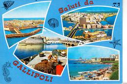 01219 GALLIPOLI LECCE - Lecce
