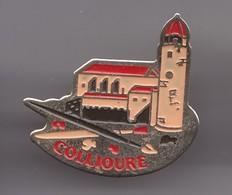 Pin's Collioure Réf 7755JL - Cities