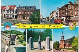 Nederland - Vaals - Collagekaart - Meerdere Afbeeldingen - Kleur/color - Gebruikt - Vaals