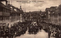 Beromünster Prozession - LU Lucerne