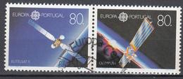 Portugal Mi 1862,1863 Europa Cept 1991 Gestempeld  Fine Used - Europa-CEPT