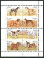 241 KIRGHIZSTAN 2000 - Yvert 149 A/H En Feuillet - Chien - Neuf ** (MNH) Sans Trace De Charniere - Kirghizistan