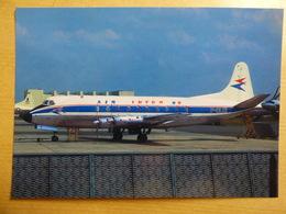AIR INTER  VISCOUNT 708   F BLHI - 1946-....: Era Moderna
