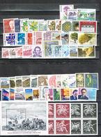 Lot Island Postfrisch Ab 1993 Mit Blocks, Ca. 7500 Kronen Frankaturwert - Collections, Lots & Séries