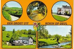 Nederland - Schin Op Geul - Collagekaart - Meerdere Afbeeldingen - Kleur/color - Gebruikt - Nederland