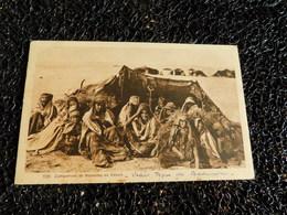 Campement De Nomades Au Désert (J6) - Algérie