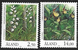 Aland 1989. Mint YT 34-35. - Aland