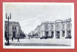 Cartolina Messina - Piazza Circolare - Palazzo Della Provincia - 1930 Ca. - Messina