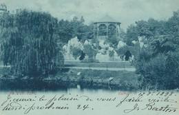 CPA - Belgique - Namur - Parc - Namur