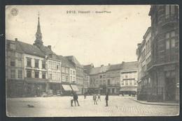 +++ CPA - HASSELT - Grand'Place - Feldpost - Cachet Militaire   // - Hasselt