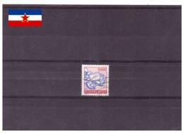 Yougoslavie 1989 - Oblitéré - Poste - Michel Nr. 2327 Série Complète (yug522) - 1945-1992 République Fédérative Populaire De Yougoslavie