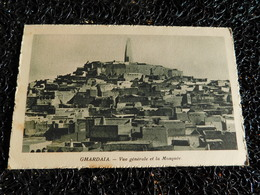 Ghardaïa, Vue Générale De La Mosquée  (J6) - Ghardaïa