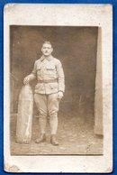Carte Photo -- Soldat Français Du 403 R I - War 1914-18
