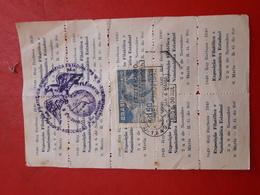 Le Brésil Une Exposition Philatélique Et Numismatique 1949 - Exposiciones Filatélicas