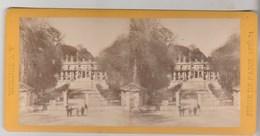 Photo Stéréoscopique : Siège De Paris 1870-1871 St Cloud Porte Du Fer à Cheval - Fotos Estereoscópicas