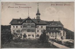 POLOGNE   GRUSS AUS  KRUMMHUBEL  HOTEL GOLDENER FRIEDEN - Pologne