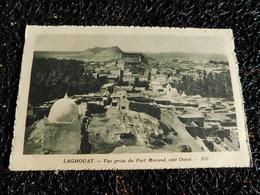 Laghouat, Vue Prise Du Fort Morand, Côté Ouest (J6) - Laghouat