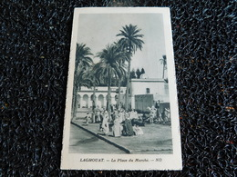 Laghouat, La Place Du Marché (J6) - Laghouat